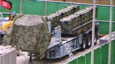台「雄風-2E」導彈真身首次曝光 就這?