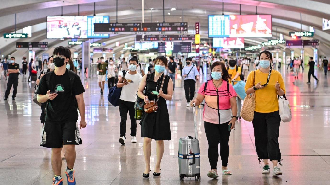 民航局對兩個航班發出熔斷指令