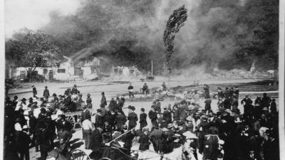 美國一城市將為排華罪行道歉:曾縱火中國城 1400人流離失所