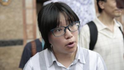 鄒幸彤反對支聯會解散只為拉人陪葬