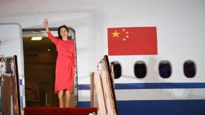 國際銳評 | 孟晚舟歸國表明中國共產黨執政為民說到做到!