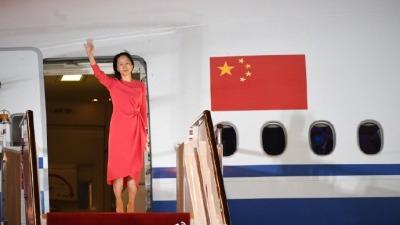 文匯社評|孟晚舟回家的啟示:國強才能民安港安