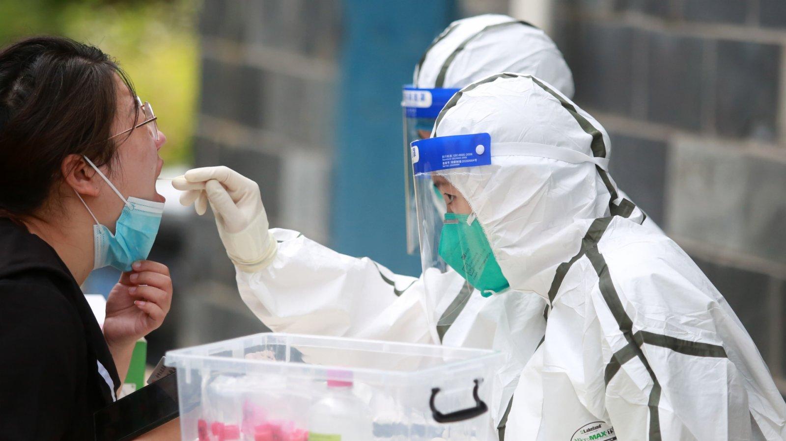 國家衞健委:10月19日新增本土確診病例17例