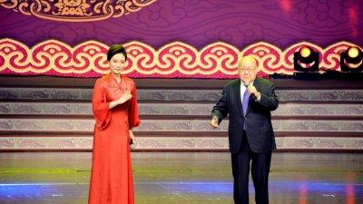梅蘭芳藝術節開幕 戲曲名家紀念大師逝世60周年