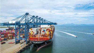 應對艙位貨櫃雙缺 深企包船出貨自救