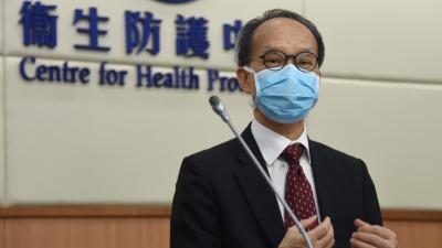 劉宇隆:第三針可視乎情況選擇 科興亦可預防重症
