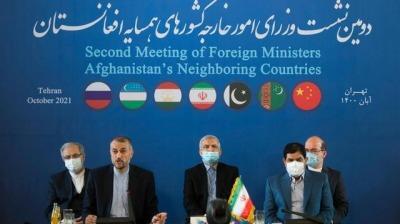 第二次阿富汗鄰國外長會在伊朗舉行