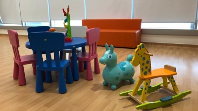 兒童醫院設計以人為本 多處細節從小朋友角度出發