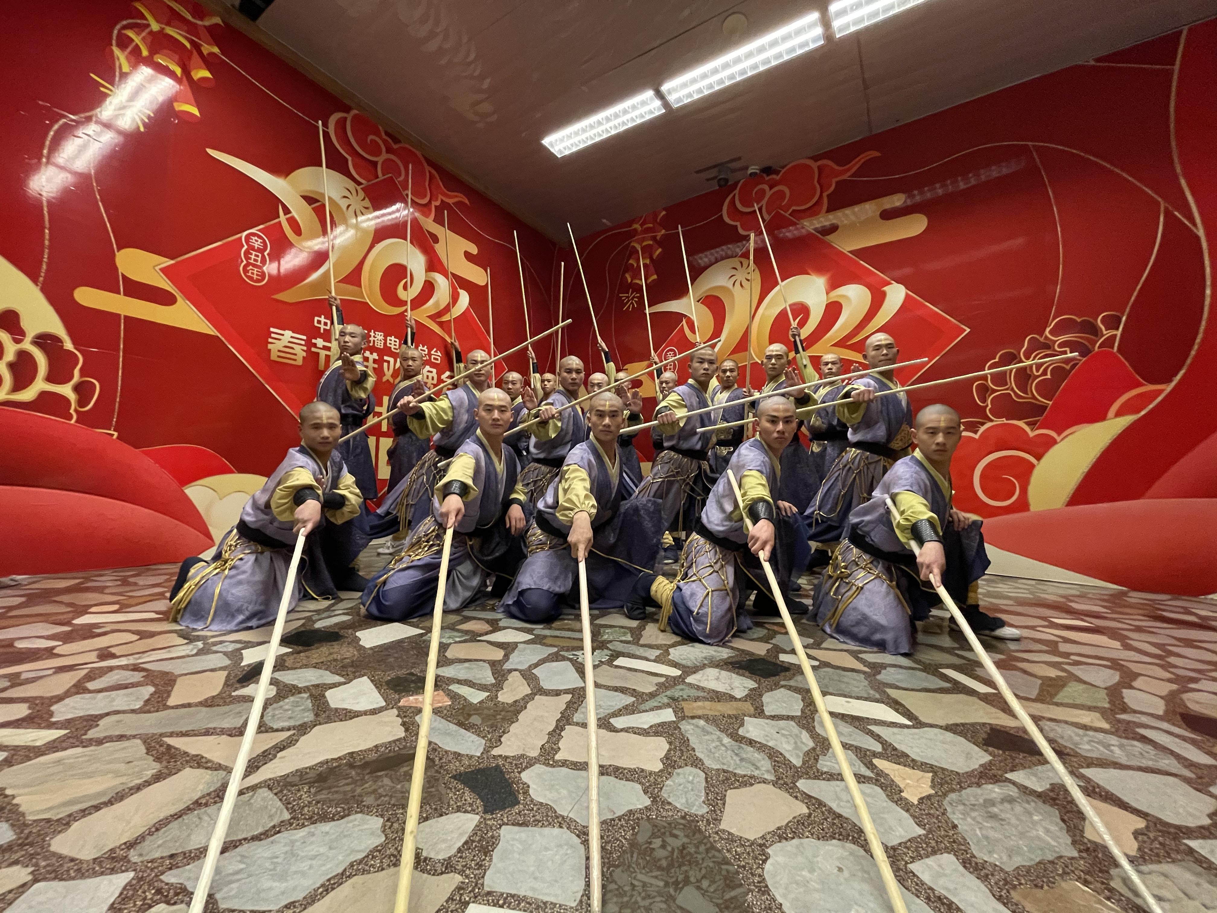 央视牛年春晚武术节目创意源自《孙子兵法》