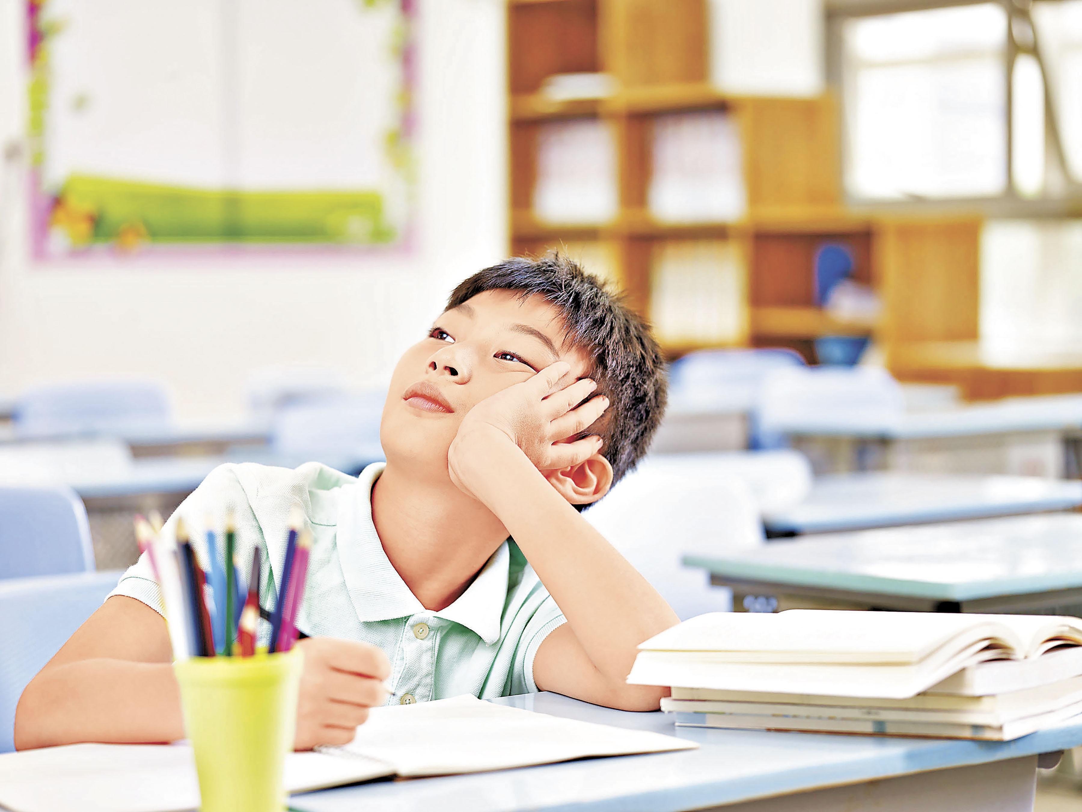 ■ADHD是一種行為障礙,可影響孩童在家中或校園生活。