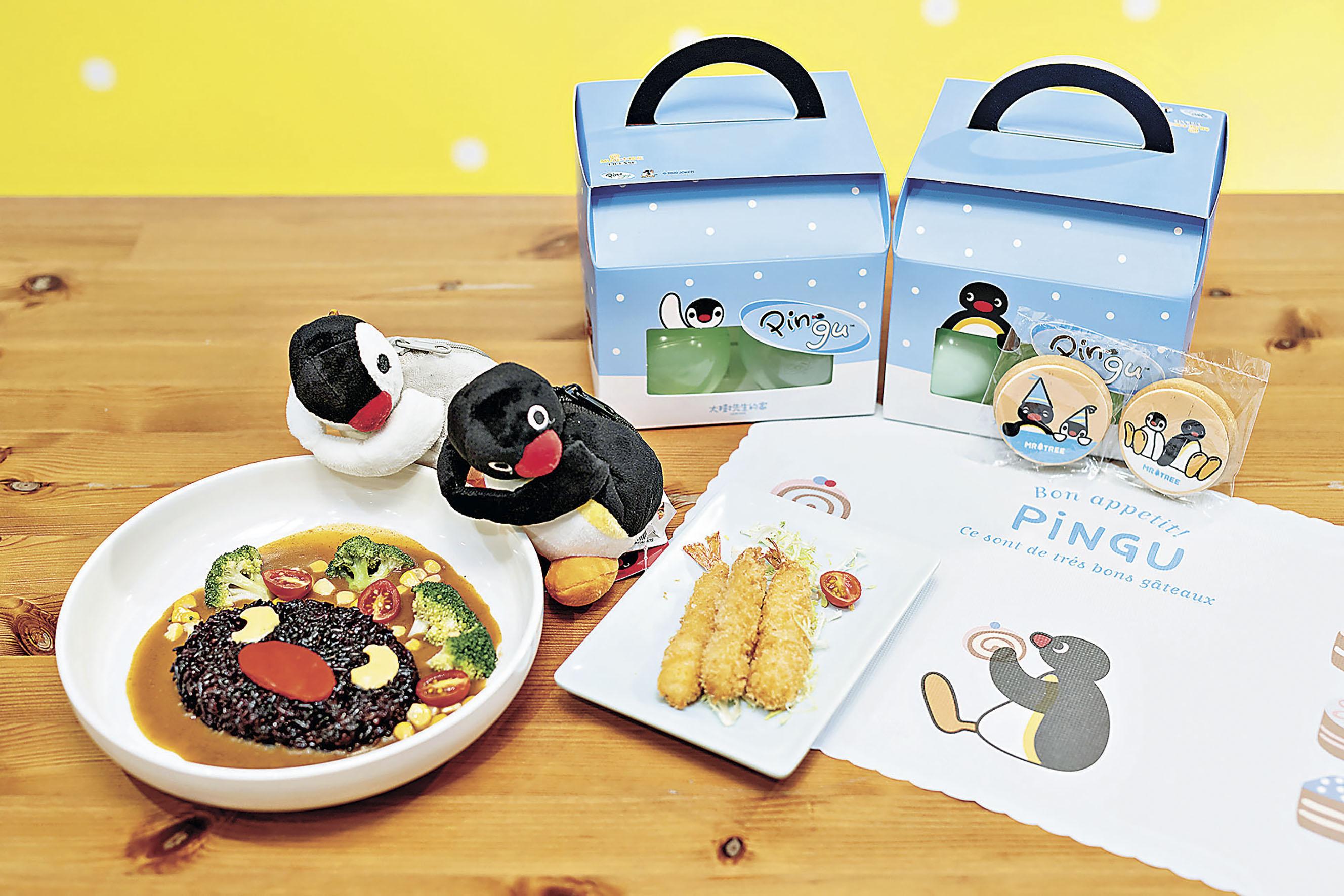■聯名兒童餐,好食好睇。