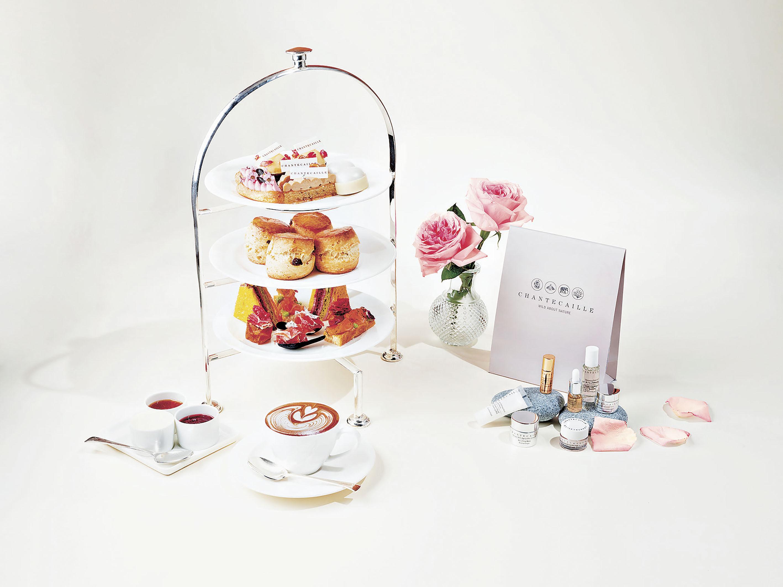 ■限定花漾下午茶。