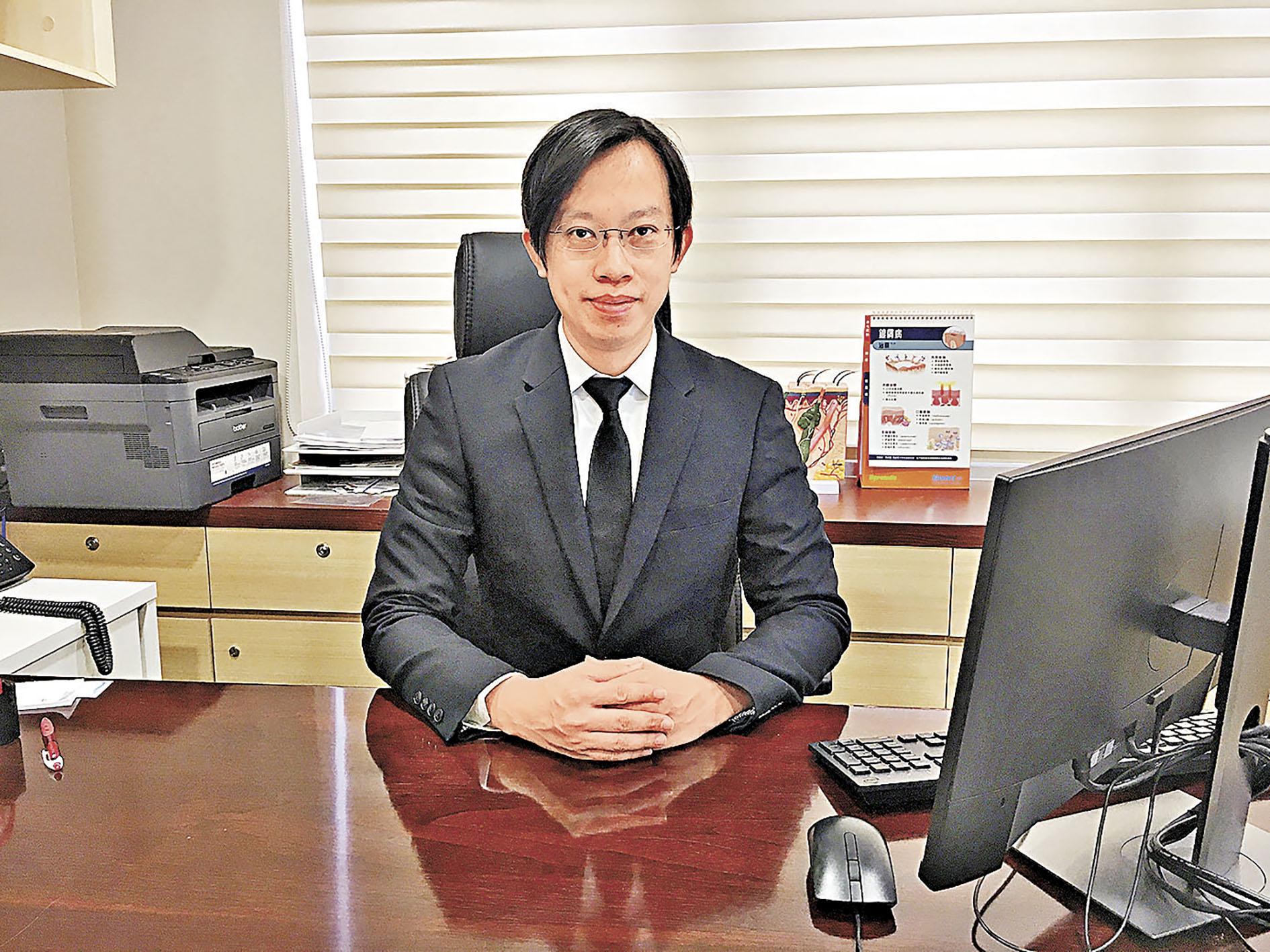 ■皮膚科專科胡惠福醫生