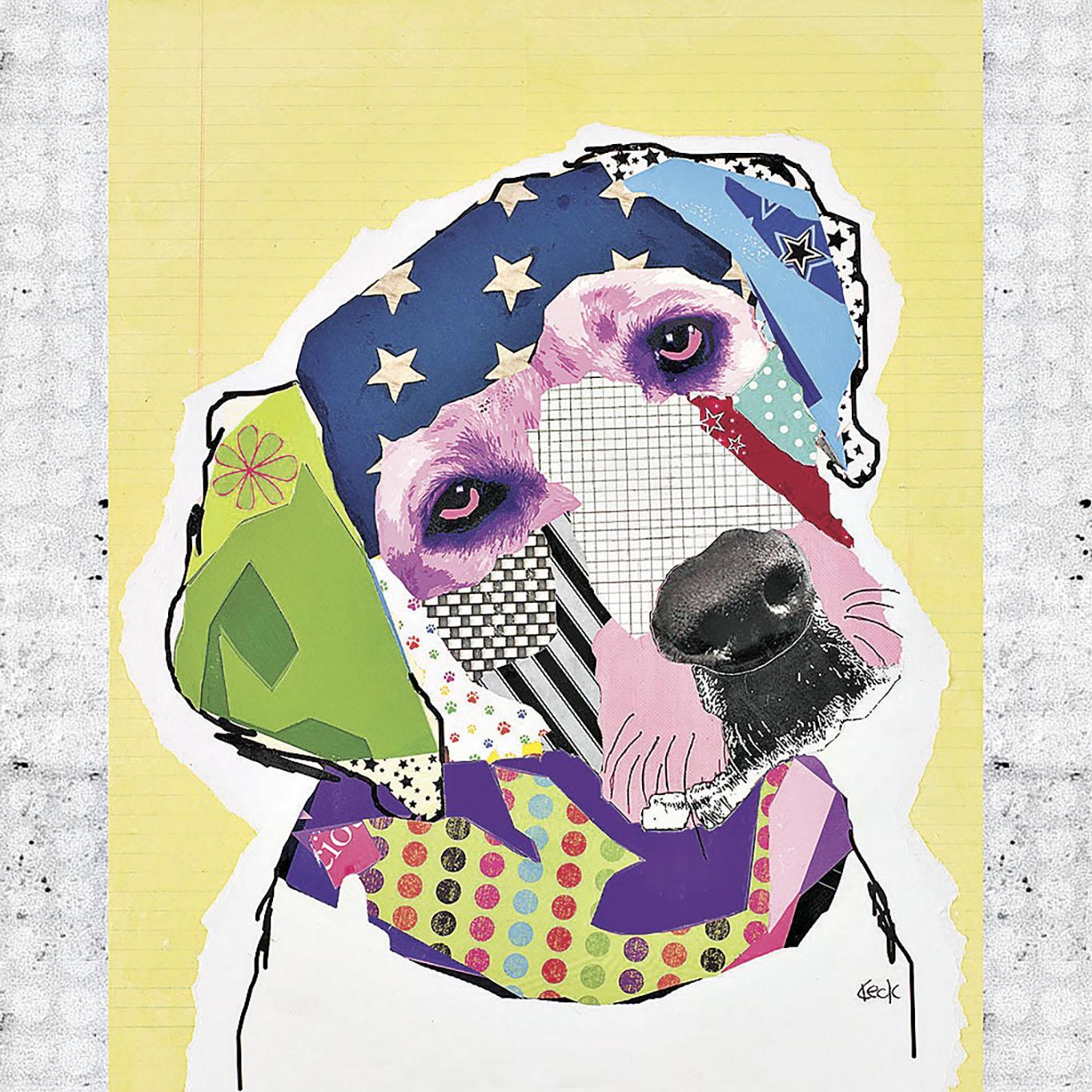 ■狗狗萌作—拉布拉多犬