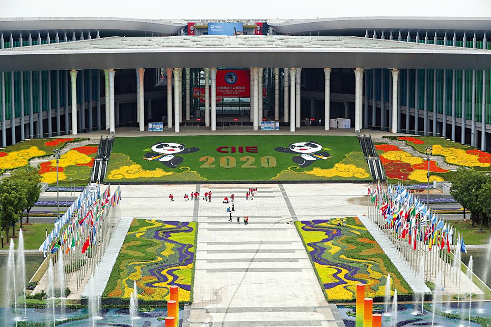 巨企「智造」首秀進博 布局中國市場
