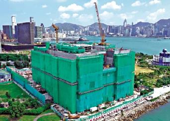香港故宮文化博物館11月竣工 文物明年抵港